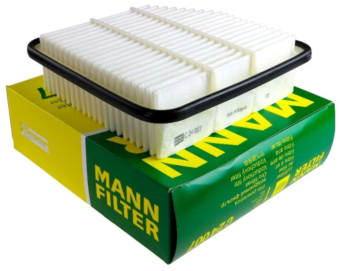 Панельный фильтр MANNFILTER C24007