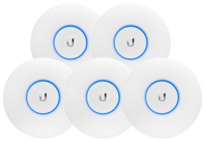 Wi-Fi точка доступа Ubiquiti UniFi AC Lite 5-pack