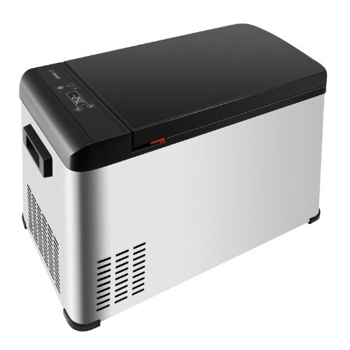 Автомобильный холодильник Libhof Q-28 12В/24В белый/черный