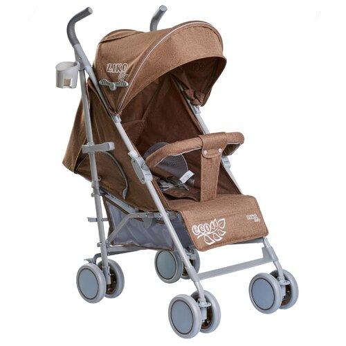 Купить Прогулочная коляска Liko Baby BT-109 City Style ECO бежевый, Коляски