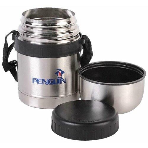Термос для еды Penguin BK-100 (0.75 л) стальной термос для еды penguin bk 100 0 75 л стальной