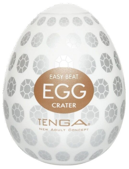 Tenga Мастурбатор-яйцо Crater (EGG-008)