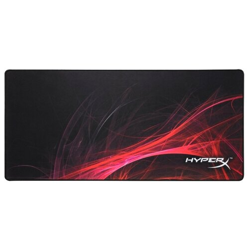 Коврик HyperX Fury S Pro Speed Edition X-Large (HX-MPFS-S-XL) черный/красный