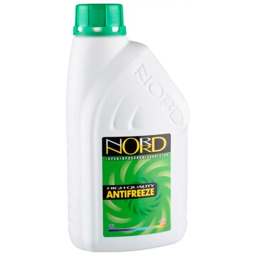 Антифриз NORD Зеленый 1 л