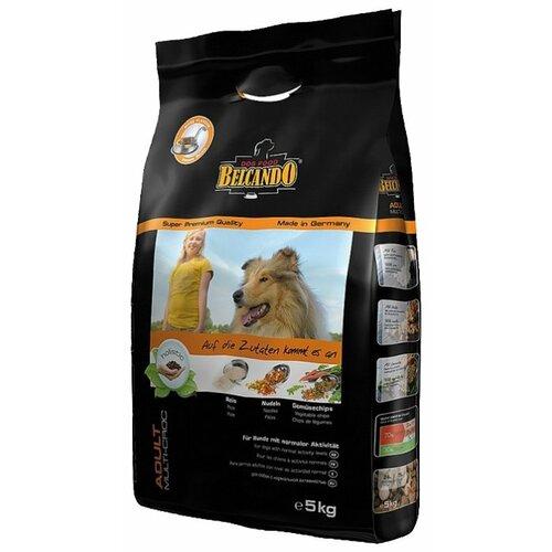 Корм для собак Belcando Adult Multi-Croc для собак средних и крупных пород с нормальным уровнем активности (5 кг)