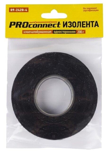 Изолента PROconnect 18мм x 21,5 м (односторонняя)