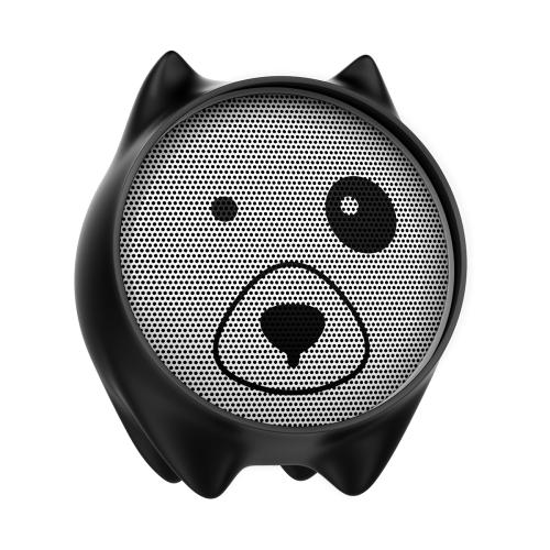 Портативная акустика Baseus Dogz black