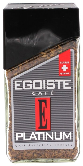 Кофе растворимый Egoiste Platinum