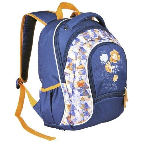 цена на ErichKrause Рюкзак La'Fleur 39357, синий