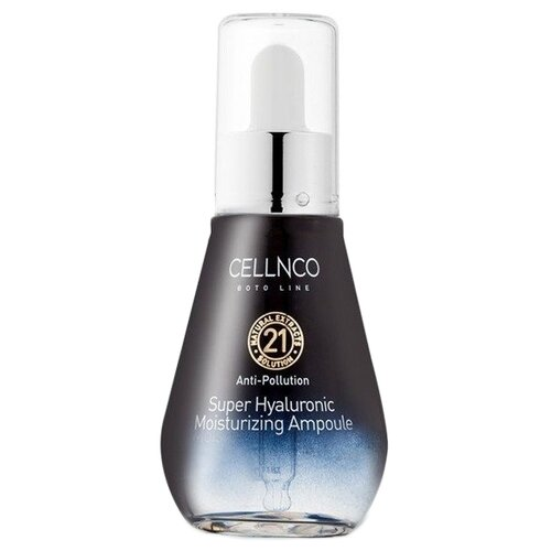 CELLNCO BOTO LINE Super Hyaluronic Moisturizing Ampoule Сыворотка для лица 50 мл.