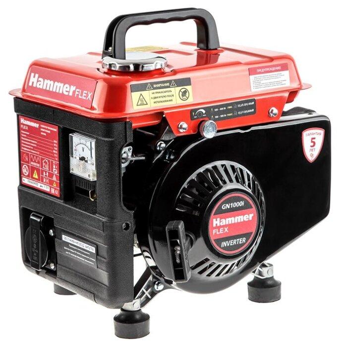 Бензиновый генератор Hammer GN1000i 106 034 (800