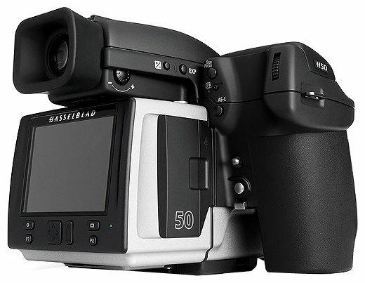 Фотоаппарат Hasselblad H5D-50 Body