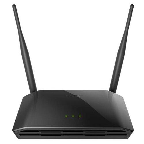 Wi-Fi роутер D-link DIR-615/T черный wi fi роутер d link dir 841 черный