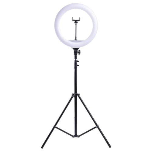 Фото - Кольцевой осветитель BLF Lighting 36 см со штативом 2,1 метра floor lamps lussole 41876 lamp for living room indoor lighting