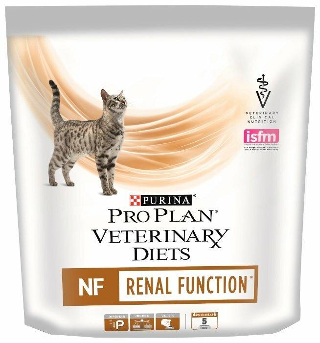 Корм для кошек Pro Plan Veterinary Diets Feline NF Renal Function dry (0.35 к... — купить по выгодной цене на Яндекс.Маркете