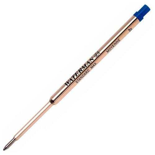 Стержень для шариковой ручки Waterman 1964016/1964017 F (1 шт.) синий, Стержни, чернила для ручек  - купить со скидкой