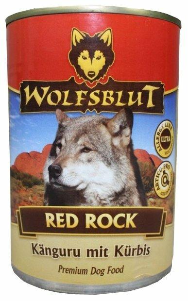 Корм для собак Wolfsblut Консервы Red Rock