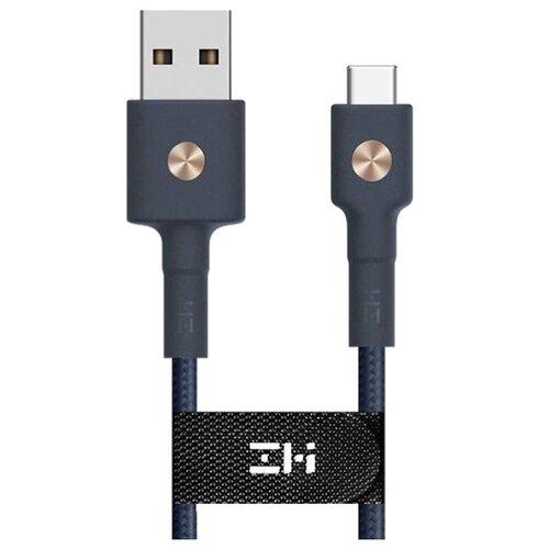 Купить Кабель Xiaomi ZMI USB - USB Type-C (AL431) 2 м синий