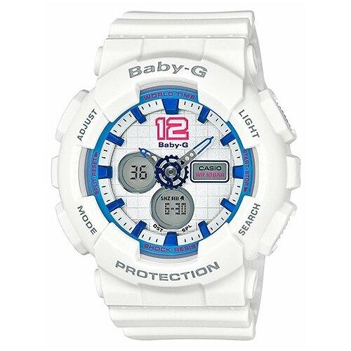 Наручные часы CASIO BA-120-7B наручные часы casio lrw 200h 2e
