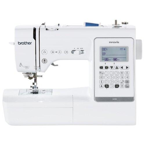 Швейная машина Brother INNOV-'IS A150, белый вышивальная машина brother innov is v3 se белый