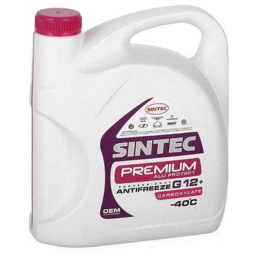 Антифриз SINTEC PREMIUM G12+ 5 кг
