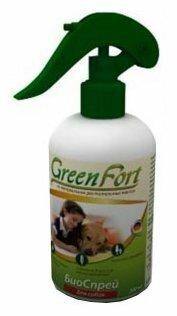 GreenFort БиоСпрей от блох для собак