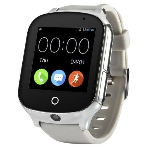Часы Smart Baby Watch T100 / A19 серый