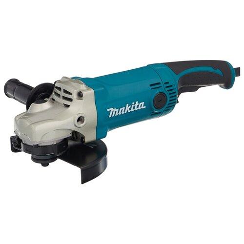 Фото - УШМ Makita GA7050, 2000 Вт, 180 мм ушм makita ga7030sf01 2400 вт 180 мм