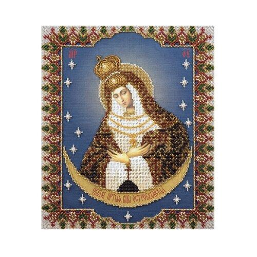 Купить PANNA Набор для вышивания Икона Божией Матери Остробрамская 24 х 28.5 см (CM-1754), Наборы для вышивания