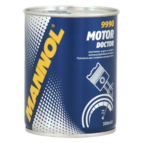 Mannol Motor Doctor 0.35 л mannol motor doctor 0 35 л