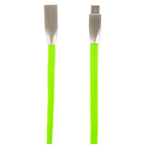 Кабель Red Line Smart High Speed USB - USB Type-C 1 м зеленый дата кабель red line smart high speed usb type c синий