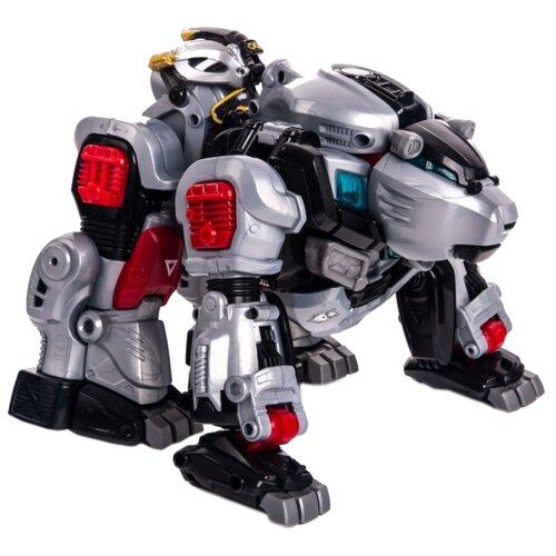 Купить Трансформер YOUNG TOYS Metalions Ursa серый, Роботы и трансформеры