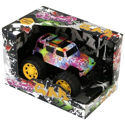 Купить Внедорожник Junfa toys WF-5 23.5 см белый/розовый, Машинки и техника