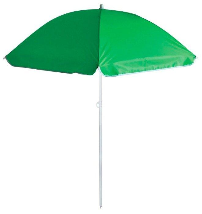 Пляжный зонт ECOS BU-62 купол 140 см, высота 170 см