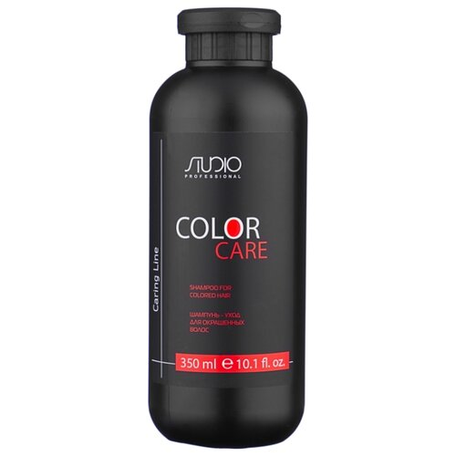 Kapous Professional шампунь Studio Professional Caring Line Color Care 350 мл yuup professional шампунь отзывы