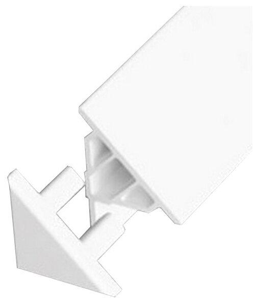 Заглушка RAVAK для декоративной планки XB430001001 10