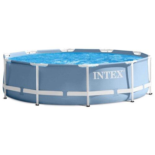 Бассейн Intex Prism Frame 28710/26710 intex бассейн каркасный ultra frame pool
