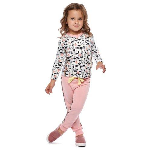 Фото - Лонгслив lucky child Ми-ми-мишки размер 22 (68-74), цветной футболка для мальчика lucky child ми ми мишки цветная 68 74