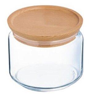 Банка LUMINARC BOX MANIA WOOD (Бокс Мания Вуд) 0,5л 48801