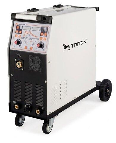Сварочный аппарат TRITON ALUMIG 250P Dpulse Synergic