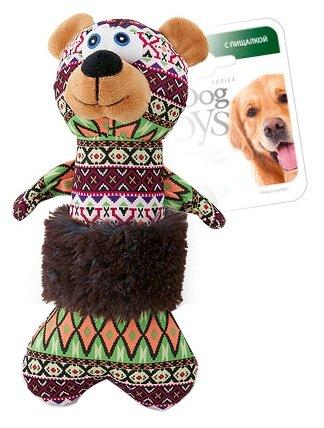 Игрушка для собак GiGwi Dog Toys Мишка (75290)