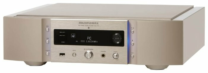 Сетевой аудиоплеер Marantz NA-11S1