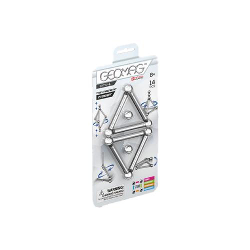 Магнитный конструктор GEOMAG PRO L 018-14 Fidget конструктор lno gift series 018 локи