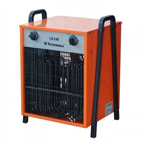 Тепловентилятор Тепломаш КЭВ-12С40Е оранжевый