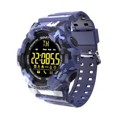 Купить Умные часы CARCAM EX16M синий