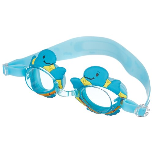 Очки для плавания ATEMI Novus NJG-107/NJG-108 голубой очки indigo 108 g violet