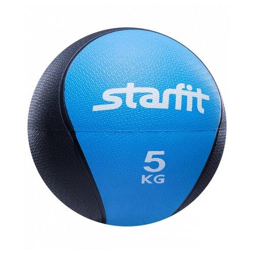 Медбол Starfit PRO GB-702, 5 кг синий