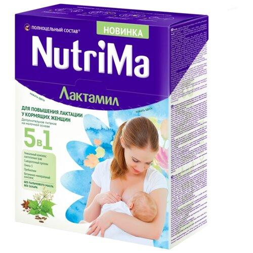 Напиток молочный Nutrima Лактамил для кормящих мам 350 гПитание для мам<br>