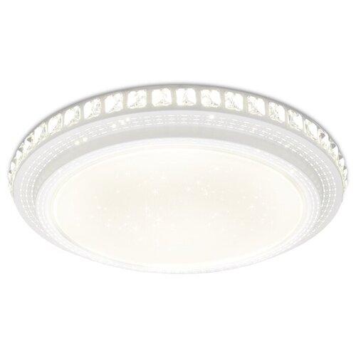 Потолочный светильник светодиодный Ambrella light FF91 ORBITAL, LED, 72 Вт светильник светодиодный ambrella light f130 wh gd 72w d500 orbital led 72 вт