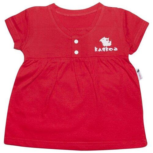 Купить Платье Клякса размер 28-98, красный, Платья и сарафаны